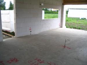 Betooni toosid.