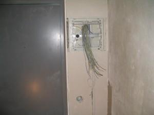 paneelmaja elektritööd